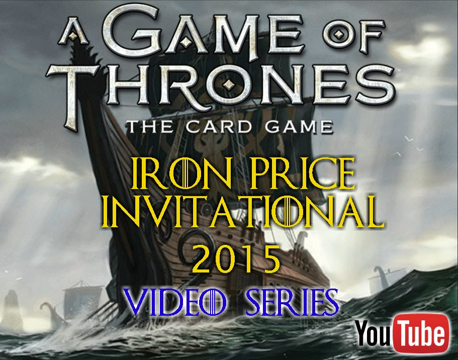 Iron Price Invitational 2015 Video Series