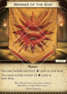 banner sun