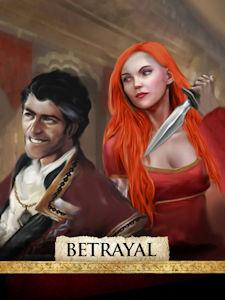Betrayal Tokens x3