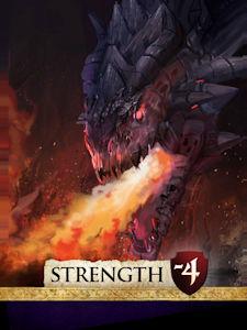 Strength Mod 4 Tokens x3 (Copy)