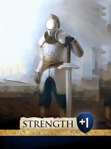 Strength Mod 1 Tokens x3