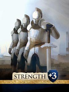 Strength Mod 3 Tokens x3