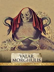 Valar Morghulis Tokens x3