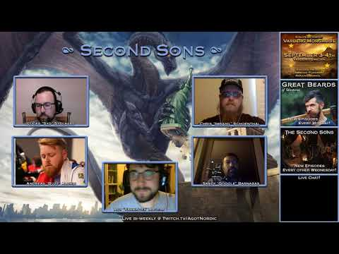 Second Sons - Season 3, Episode 3: Is He Leaving Us For The World of Rokugan??