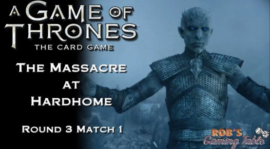 Game of Thrones: Card Game - The Massacre at Hardhome 3.1