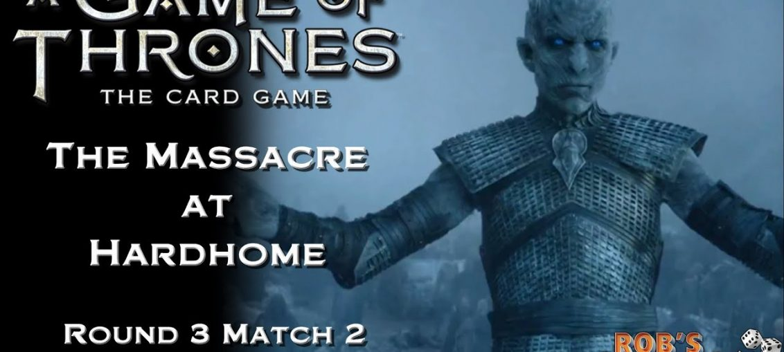 Game of Thrones: Card Game - The Massacre at Hardhome 3.2