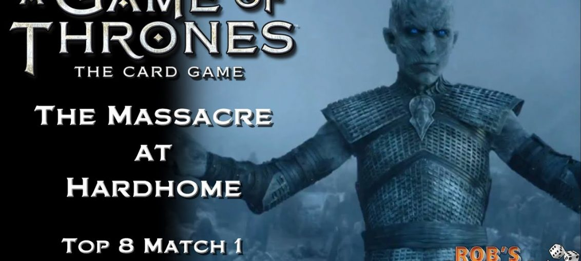 Game of Thrones: Card Game - The Massacre at Hardhome Top 8.1