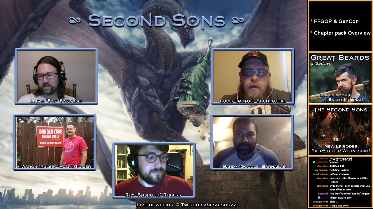 Second Sons S2E04